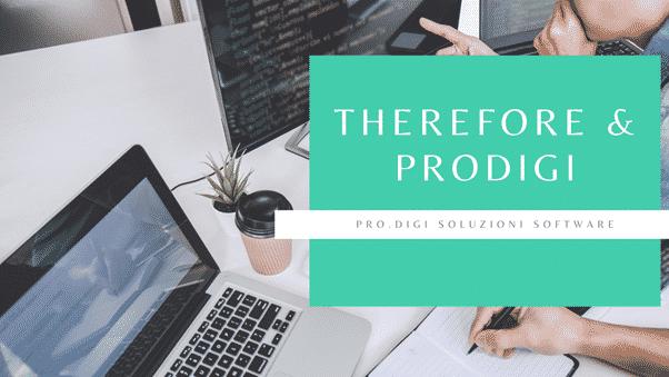 Alla scoperta di Therefore, il software per la digitalizzazione aziendale